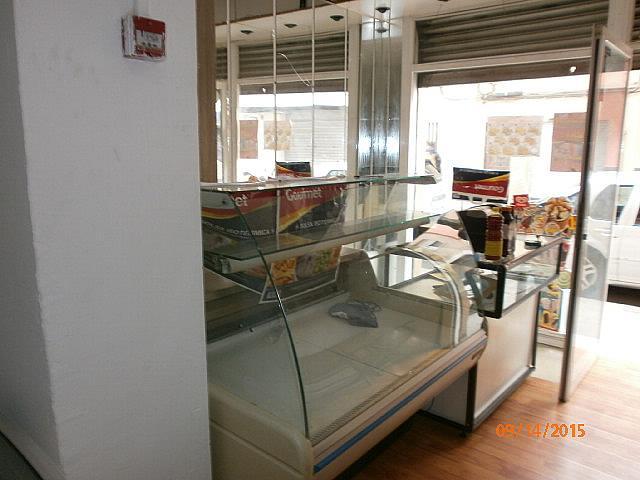 Planta baja - Local comercial en alquiler en calle Besos, Can Sant Joan en Montcada i Reixac - 212857429