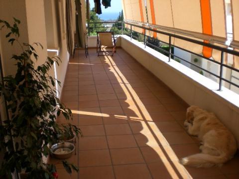 Terraza - Apartamento en venta en calle Francesc Mas Ros, Els masos en Coma-Ruga - 25801845