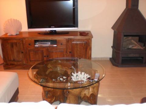 Comedor - Apartamento en venta en calle Francesc Mas Ros, Els masos en Coma-Ruga - 25801849