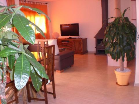 Comedor - Apartamento en venta en calle Francesc Mas Ros, Els masos en Coma-Ruga - 25801855