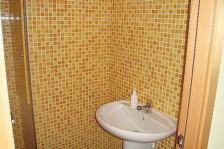 Baño - Apartamento en venta en calle Josep Maiol, Masia blanca en Coma-Ruga - 42685219