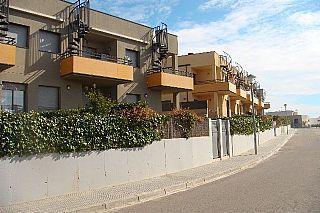 Fachada - Apartamento en venta en calle Josep Maiol, Masia blanca en Coma-Ruga - 42685227