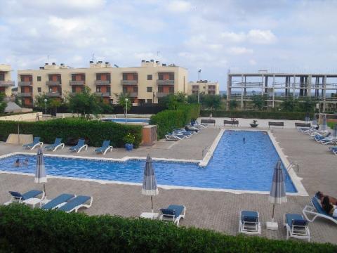 Piscina - Apartamento en venta en calle General Prim, La barquera en Roda de Barà - 43102313