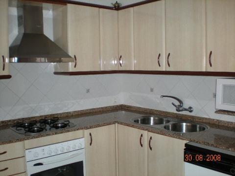 Cocina - Apartamento en venta en calle Blasco Ibañez, El francás en Coma-Ruga - 44955054
