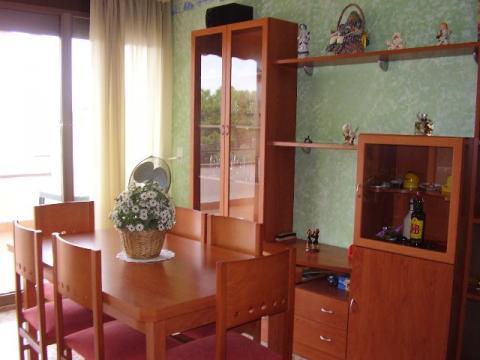Salón - Apartamento en venta en calle Blasco Ibañez, El francás en Coma-Ruga - 44955056