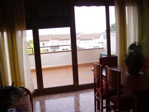 Salón - Apartamento en venta en calle Blasco Ibañez, El francás en Coma-Ruga - 44955057
