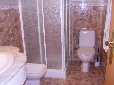 Baño - Apartamento en venta en calle Blasco Ibañez, El francás en Coma-Ruga - 44955063