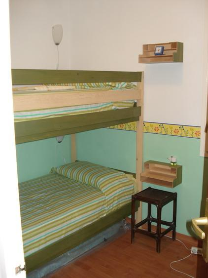 Dormitorio - Apartamento en venta en calle Parlament de Catalunya, Coma-ruga park en Coma-Ruga - 44956928