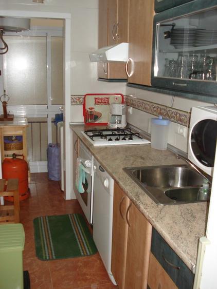Cocina - Apartamento en venta en calle Parlament de Catalunya, Coma-ruga park en Coma-Ruga - 44956931
