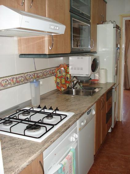Cocina - Apartamento en venta en calle Parlament de Catalunya, Coma-ruga park en Coma-Ruga - 44956932