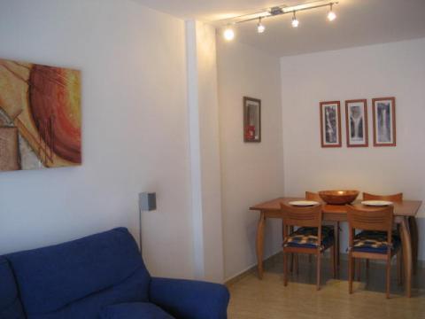 Comedor - Apartamento en venta en calle Paseo Ronda, Creixell - 46349294