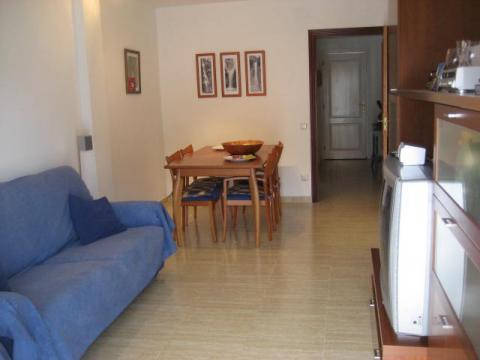 Comedor - Apartamento en venta en calle Paseo Ronda, Creixell - 46349297