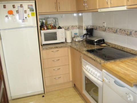 Cocina - Apartamento en venta en calle Paseo Ronda, Creixell - 46349301