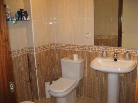 Baño - Apartamento en venta en calle Paseo Ronda, Creixell - 46349302