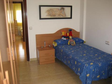 Dormitorio - Apartamento en venta en calle Paseo Ronda, Creixell - 46349305
