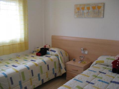 Dormitorio - Apartamento en venta en calle Paseo Ronda, Creixell - 46349307