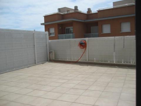 Terraza - Apartamento en venta en calle Paseo Ronda, Creixell - 46349308