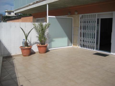 Terraza - Apartamento en venta en calle Paseo Ronda, Creixell - 46349310