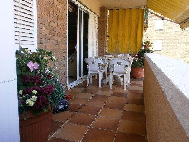Terraza - Apartamento en venta en calle De la Figuera, Costa daurada en Roda de Barà - 72926515