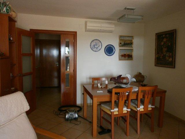 Comedor - Apartamento en venta en calle Ferrocarill, Creixell - mar en Creixell - 109455157