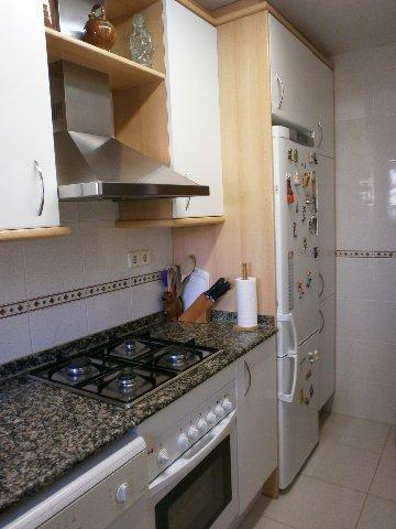 Cocina - Apartamento en venta en calle Ferrocarill, Creixell - mar en Creixell - 109455182