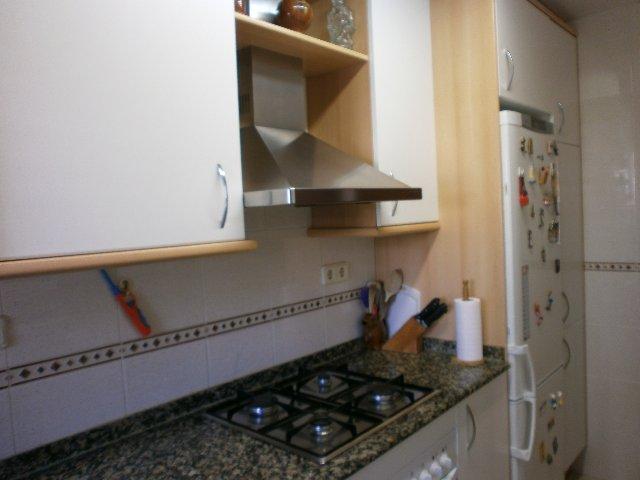 Cocina - Apartamento en venta en calle Ferrocarill, Creixell - mar en Creixell - 109455185