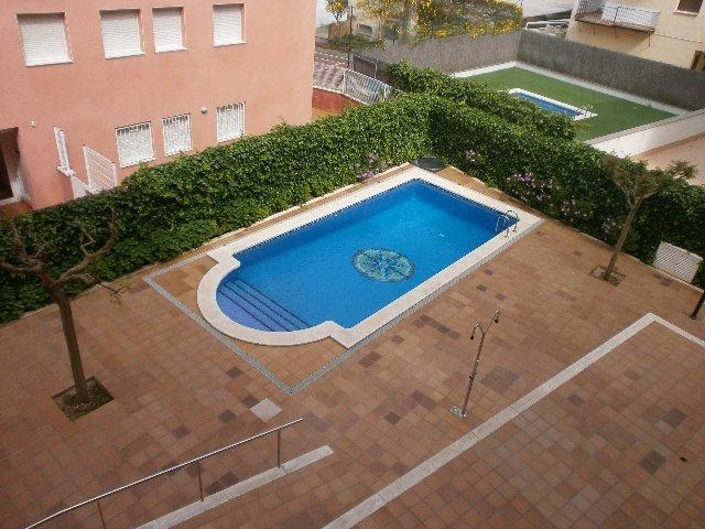 Piscina - Apartamento en venta en calle Nausica, Coma-Ruga - 122137222