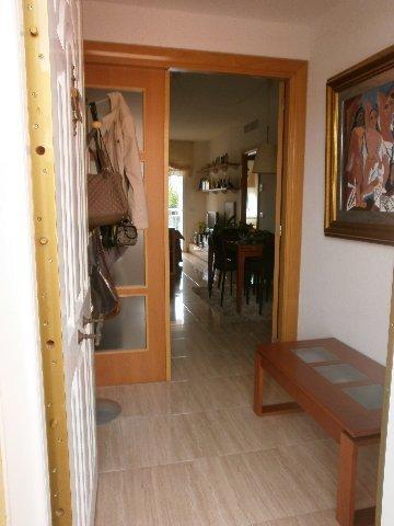 Pasillo - Apartamento en venta en calle Nausica, Coma-Ruga - 122137223