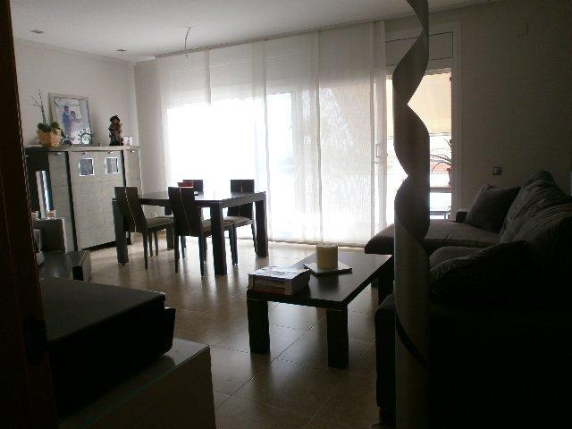 Salón - Apartamento en venta en calle Lisboa, Casc antic en Roda de Barà - 122827285
