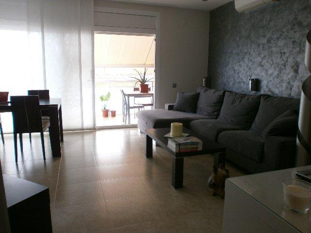 Salón - Apartamento en venta en calle Lisboa, Casc antic en Roda de Barà - 122827291