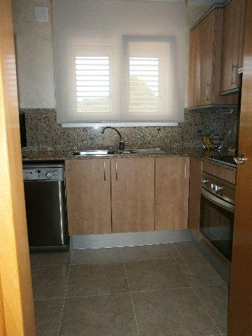 Cocina - Apartamento en venta en calle Lisboa, Casc antic en Roda de Barà - 122827300
