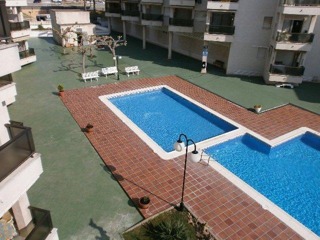 Apartamento en venta en calle Roma, Port romà en Creixell - 123618582