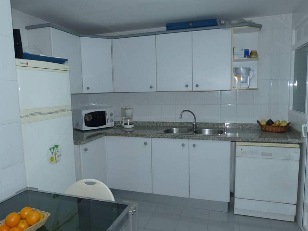 Piso en alquiler de temporada en calle Blasco Ibañez, Alboraya - 330091296