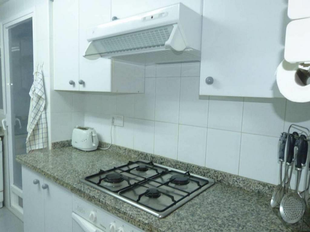 Piso en alquiler de temporada en calle Blasco Ibañez, Alboraya - 330091344