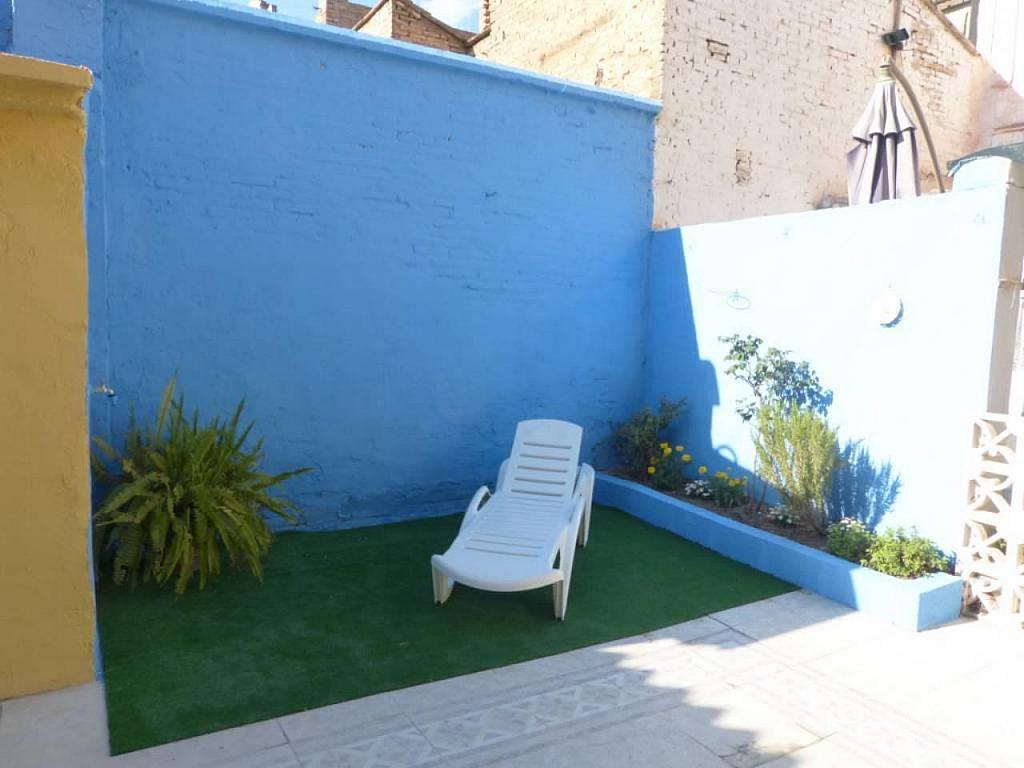 Casa en alquiler de temporada en calle Eugenia Viñes, El Cabanyal- El Canyamelar en Valencia - 330091695