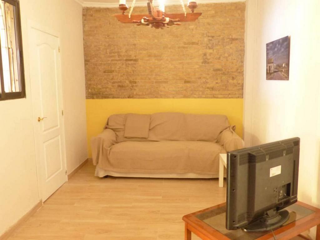 Casa en alquiler de temporada en calle Eugenia Viñes, El Cabanyal- El Canyamelar en Valencia - 330091698
