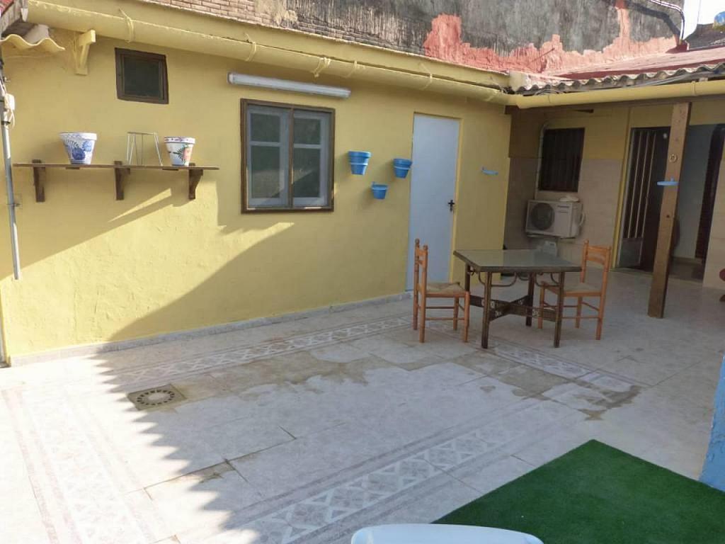 Casa en alquiler de temporada en calle Eugenia Viñes, El Cabanyal- El Canyamelar en Valencia - 330091737