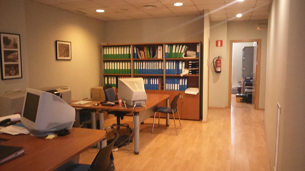 Local en alquiler en calle Ignacio Monturiol, Cubas-Industria en Albacete - 266427419