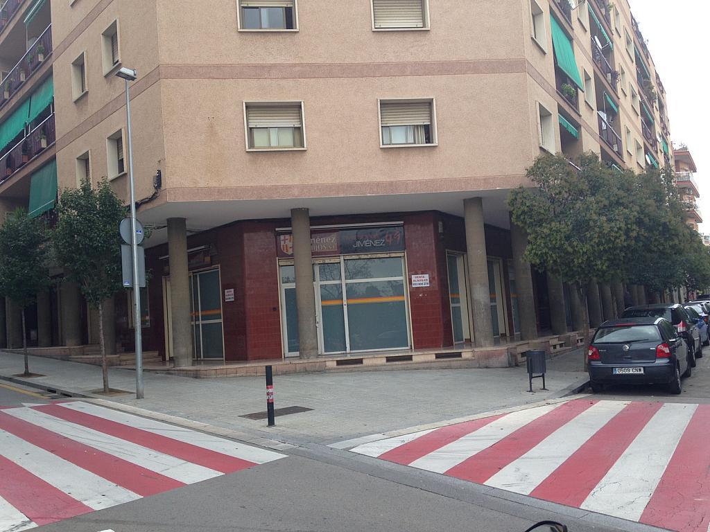 Fachada - Local en alquiler en calle Dr Manuel Riera, Esplugues de Llobregat - 295370762