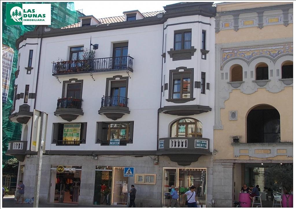 Piso en alquiler en calle Zona Burgos, Centro en Santander - 352627225