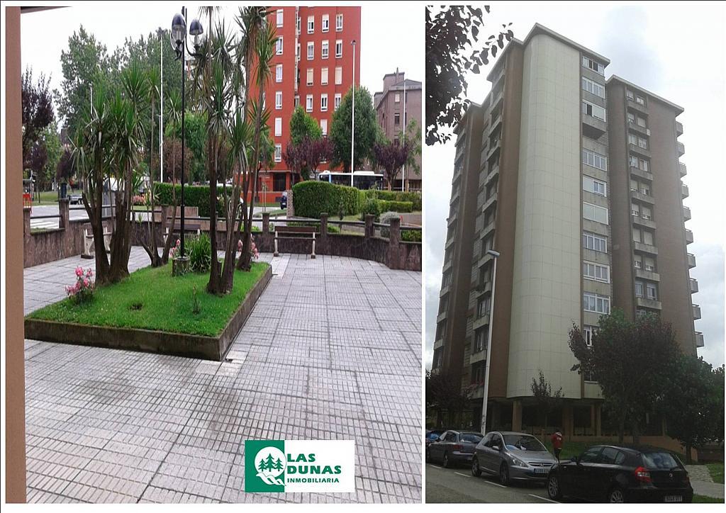 Piso en alquiler en calle Gerardo Diego, Cazoña en Santander - 353126672