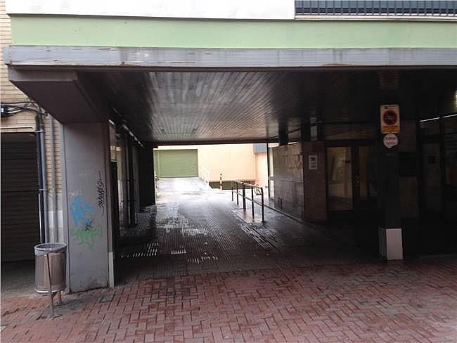 Parking en alquiler en calle Unió, Barri del Centre en Terrassa - 352748708