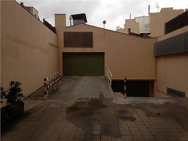 Parking en alquiler en calle Unió, Barri del Centre en Terrassa - 352748714