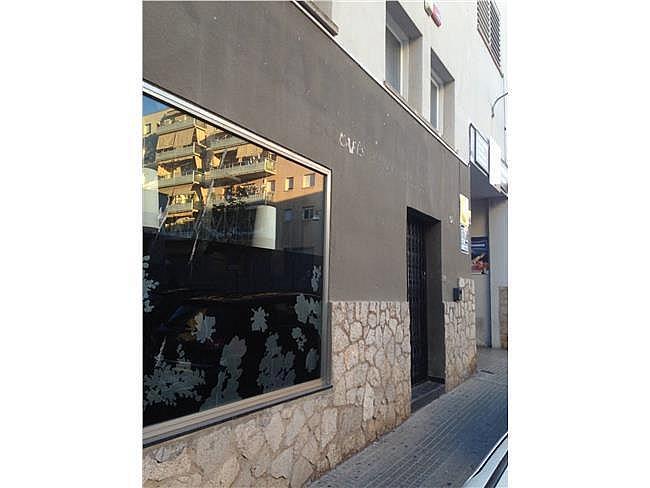 Local comercial en alquiler en calle Consell de Cent, Can Tusell en Terrassa - 344919445