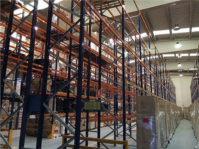 Nave industrial en alquiler en calle Castellassa, Terrassa - 324930325