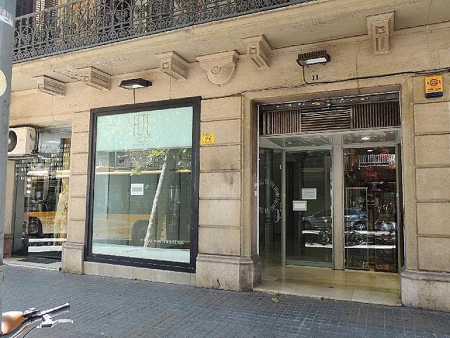 Foto 1 - Local en alquiler en calle Bruc, Eixample esquerra en Barcelona - 280183982