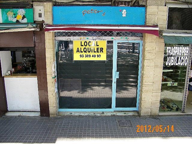 Foto 5 - Local en alquiler en calle Av Meridiana, La Sagrera en Barcelona - 280183967