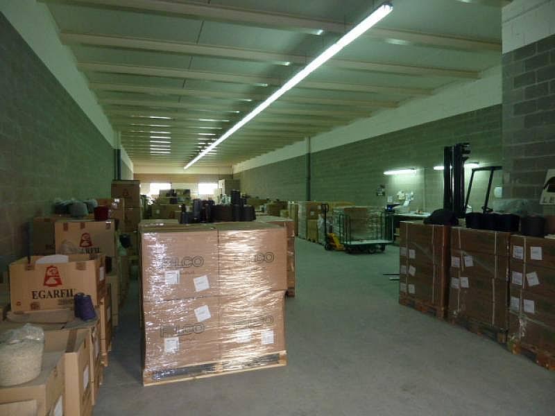 Foto - Nave industrial en alquiler en polígono Industrial Les Comes, Igualada - 260768436