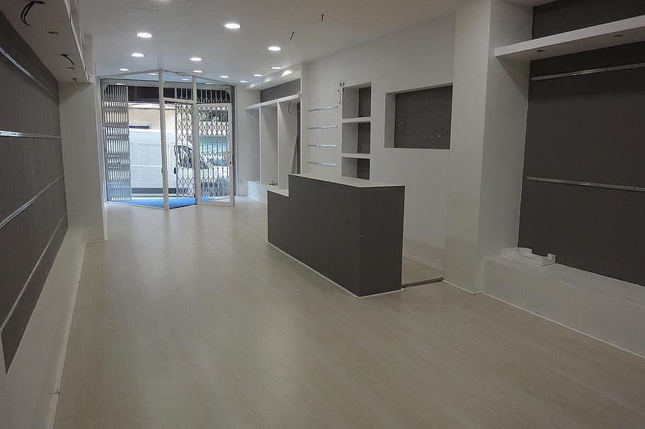 Imagen del inmueble - Local comercial en alquiler en calle Nadal Meroles, Lleida - 323290893