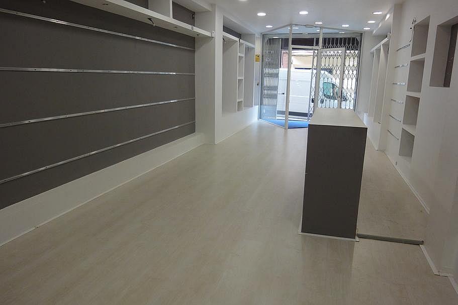 Imagen del inmueble - Local comercial en alquiler en calle Nadal Meroles, Lleida - 323290896